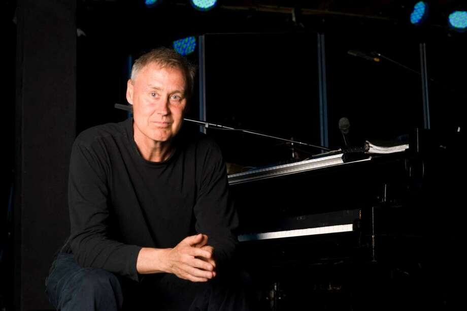 Grammy winner Bruce Hornsby entertains at the Ridgefield Playhouse on Friday and the Edgerton Center for the Performing Arts, at Sacred Heart University, on Saturday. Find out more: http://bit.ly/1poFw4u