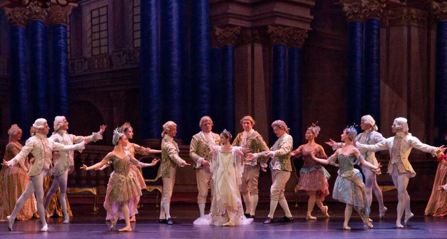 """A full-length ballet, """"Cinderella,"""" will be presented by Connecticut Ballet's professional company onSaturdayandSundayat the Palace in Stamford.Find out more:http://bit.ly/1MMJgrJ"""