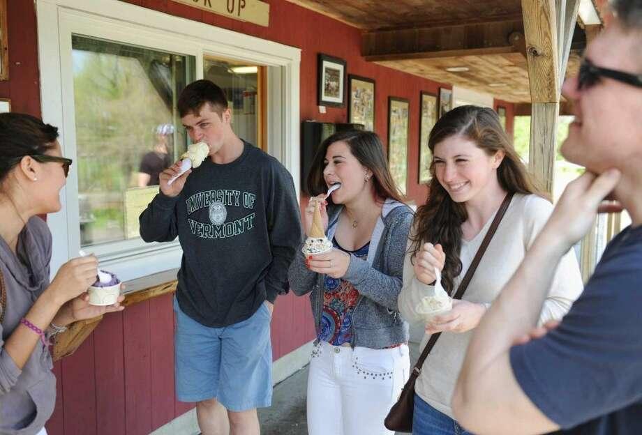 Ferris Acres Creamery, 144 Sugar St., Newtown