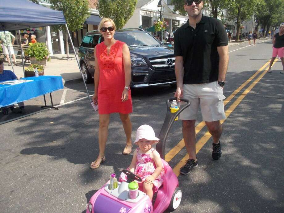 Ridgefield traveled back to the 1970s for Summerfest 2015. Festival goers enjoyed a street festival, food, music and shopping on July 18. Were you SEEN?