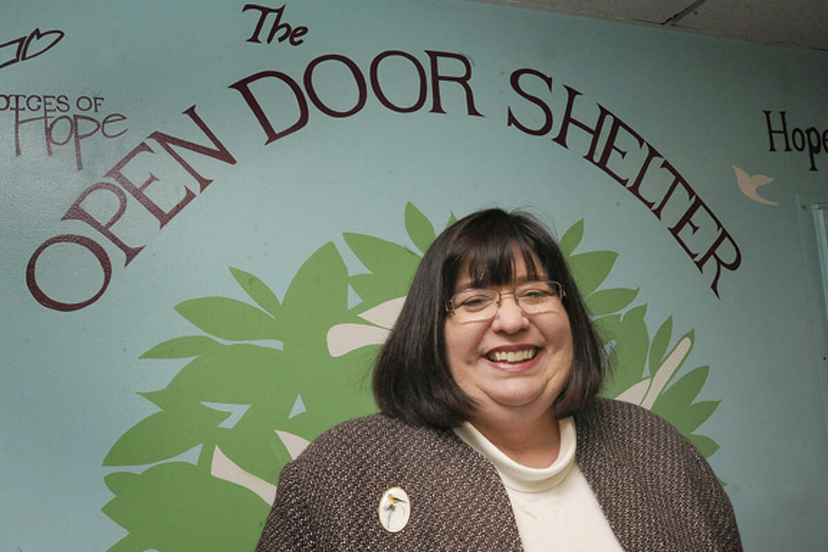 The Open Door Shelter board of directors hires Jeannette Archer-Simons who has ?'more than 25 years of experience in nonprofit leadership?