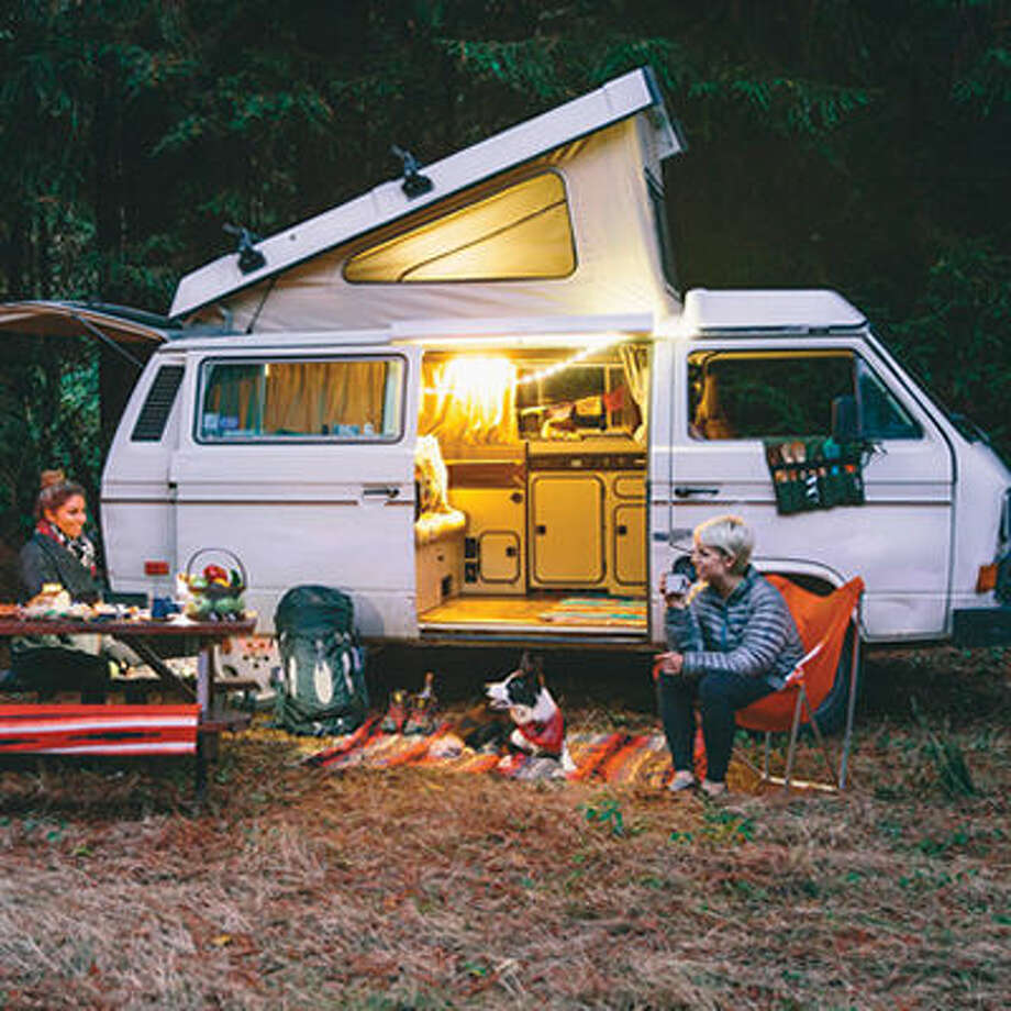 Sharing Economy Embraces Camping