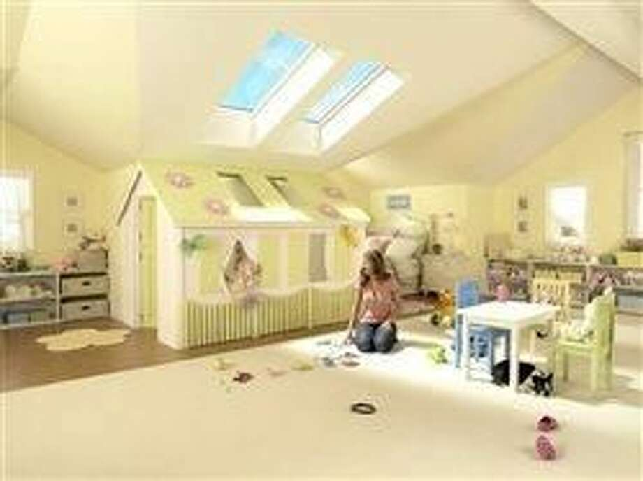 Why attic to bonus room conversions are tops when it comes to useful home improvements