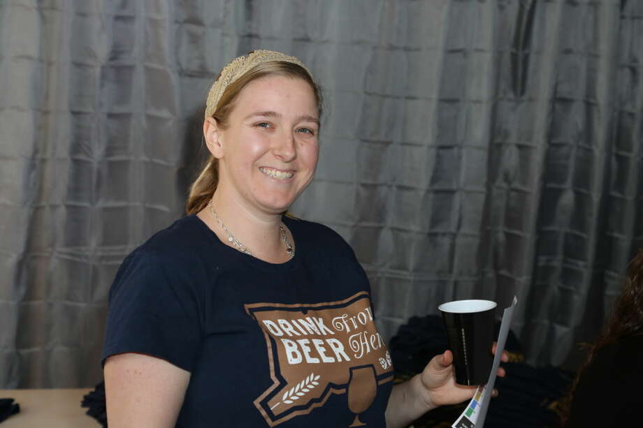 Were you SEEN at the Blind Beer Awards beer tasting at the Blind Rhino in Norwalk on April 23, 2016?