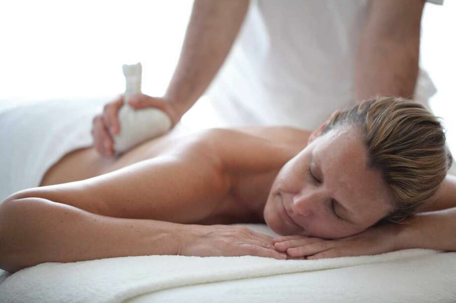 Mom can relax by the sea at one ofConnecticut's shoreline spas.If you want to stay closer to home, there are plenty of places to get a massage in Southwestern Connecticut.See links below.