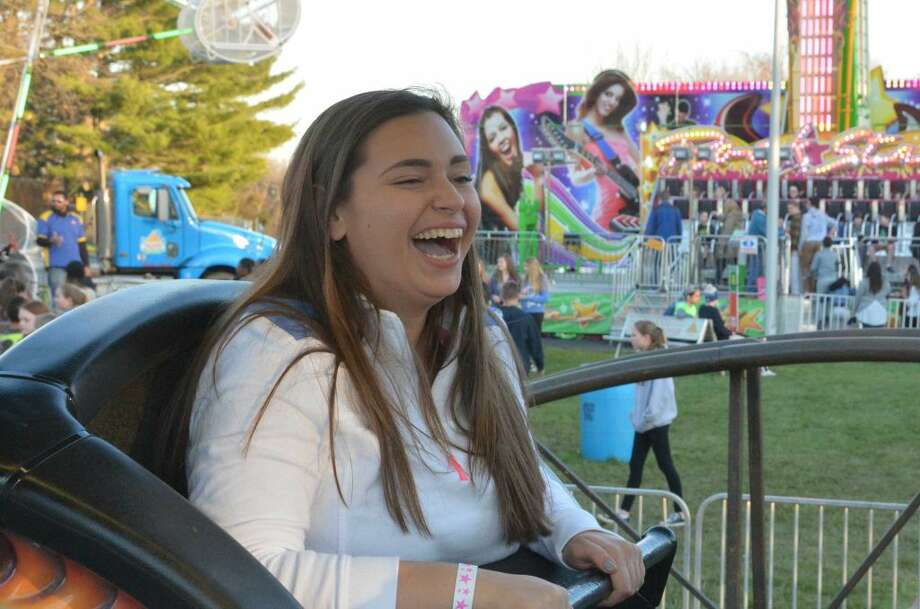 Were you SEEN at the Trumbull Rotary Carnival at Hillcrest Middle School on April 14, 2016?