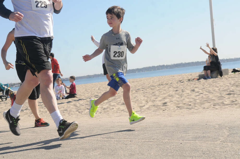 CancerCare's fourth annual 2016 Walk/Run for Hope at Greenwich Point in Greenwich, Conn., April 18, 2016. More than 300 people came out to support CancerCare, which is a free, professional support service available to anyone with a cancer diagnosis.