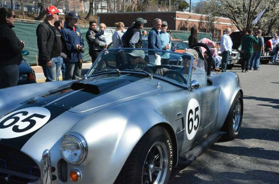 Were you SEEN at Caffeine and Carburetors in New Canaan on April 17, 2016?