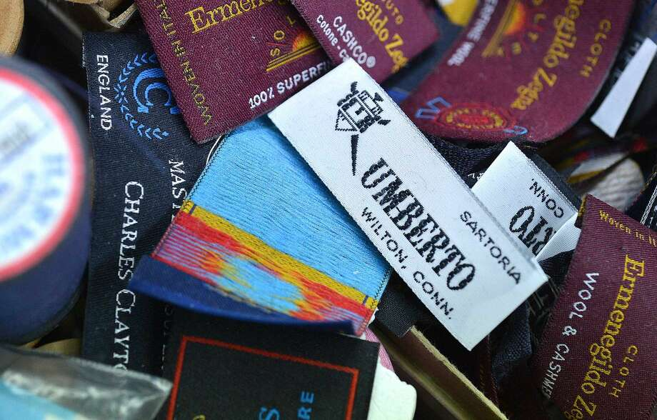 The label that means quality and style is ready at Umberto the Tailor.