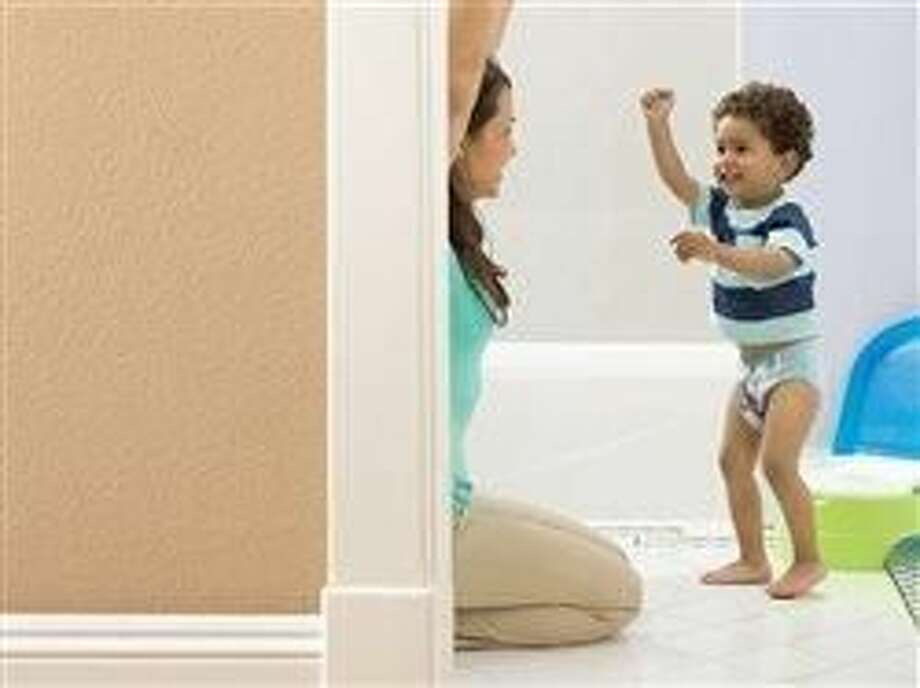 Surprisingly simple potty training tips