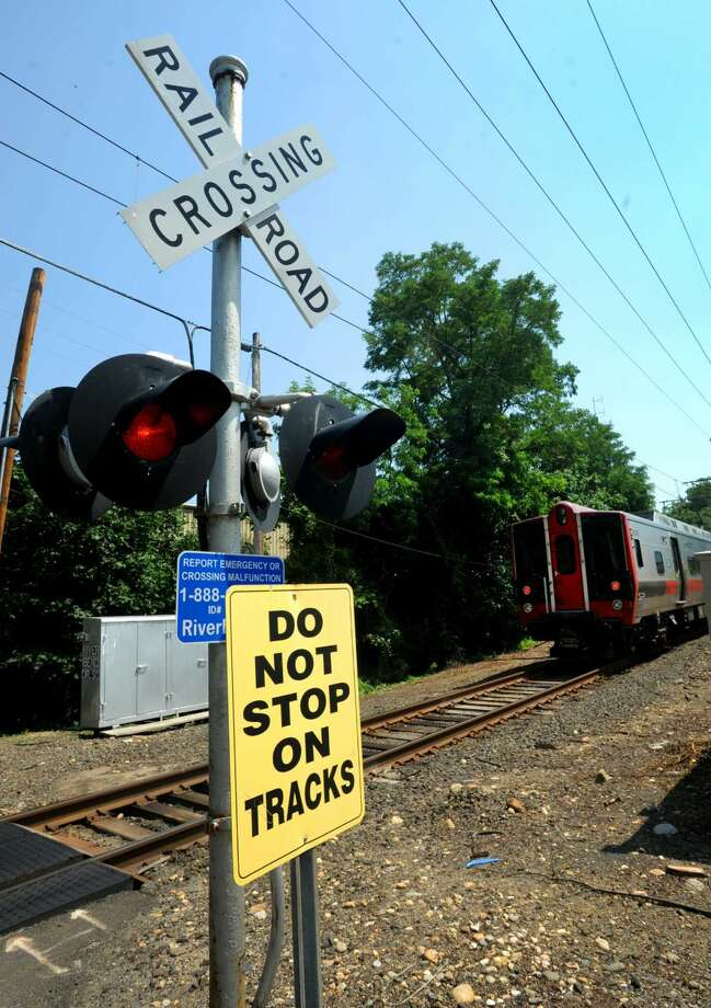 Click through to see which southwest Connecticut towns led the area in train crossing accidents.