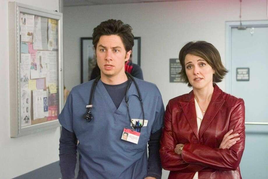 """Scrubs"" (9 seasons) expires:May 1 from Netflix"