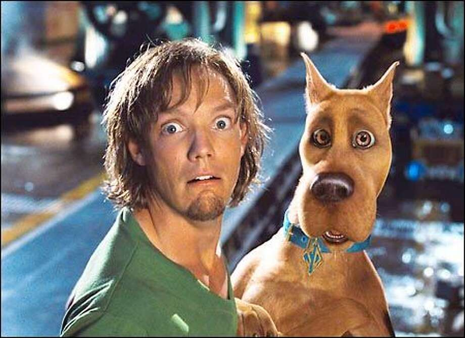 """Scooby Doo"" expires:May 1 from Netflix"