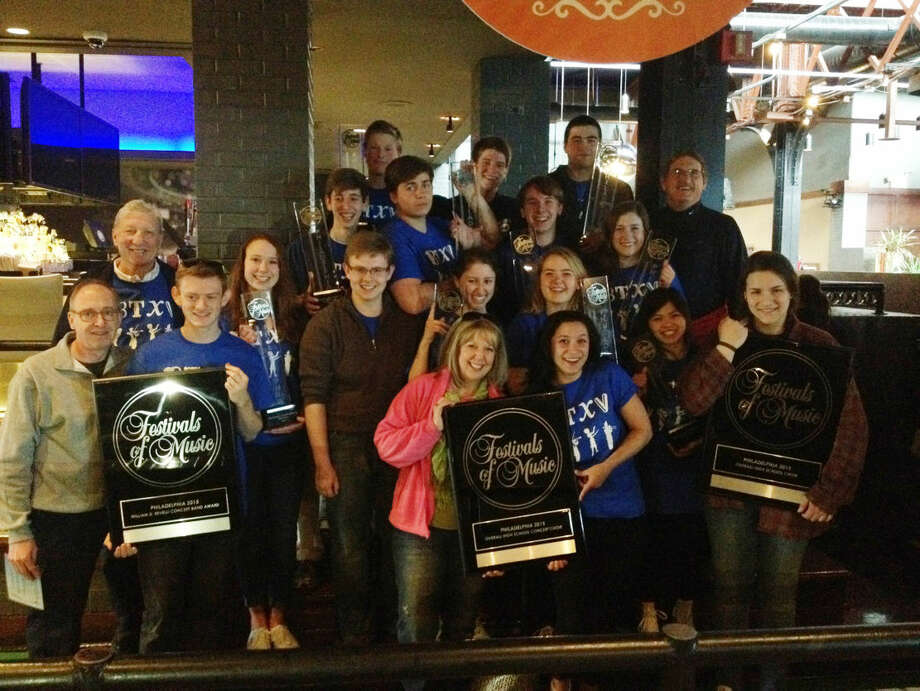 Wilton High School Music Program Wins Awards