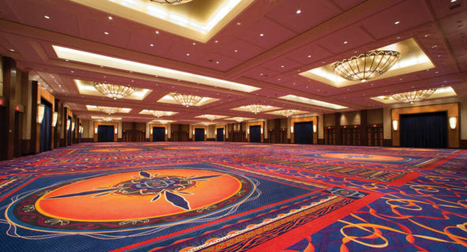 Mohegan Sun Casino will hold a grand Mother's Day brunch in their sprawling Uncas Ballroom. There are 3 seatings: 10am, 12pm, and 2pm. It is $49 for adults and $25 for kids 12 and under.