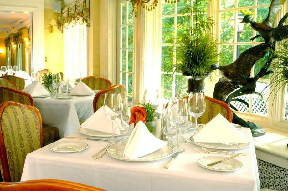 If you're in the New Canaan area, the Roger Sherman Inn will offer a 3 course prix fixe menu. It costs $75 per adult and there is a kids menu available too.