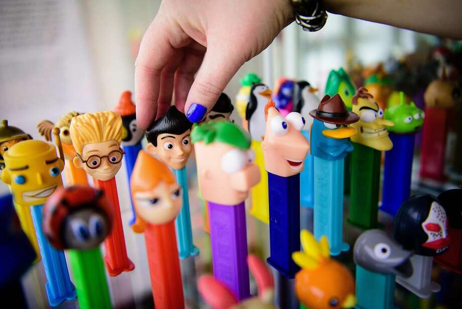 Love PEZ? The 18th Annual Northeast PEZ Collectors Gathering is happeningFridayandSaturdayat the Sheraton Stamford Hotel in Stamford. Come see tons of PEZ—new and old!Find out more:http://bit.ly/1qYEs8u(Photo credit: LEON NEAL/AFP/Getty Images)