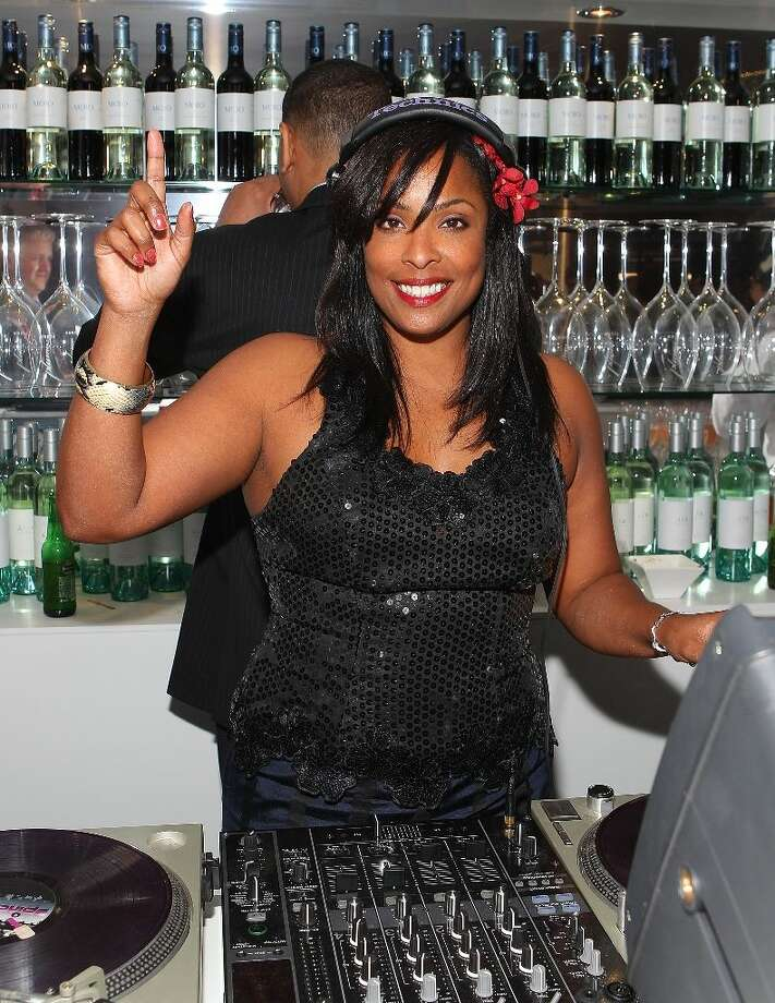 Deidra 'DJ Spinderella' Roper will be DJing at Foxwoods Resort Casino on Friday. Find out more: http://bit.ly/1WthFxE (Photo: Scott Barbour)