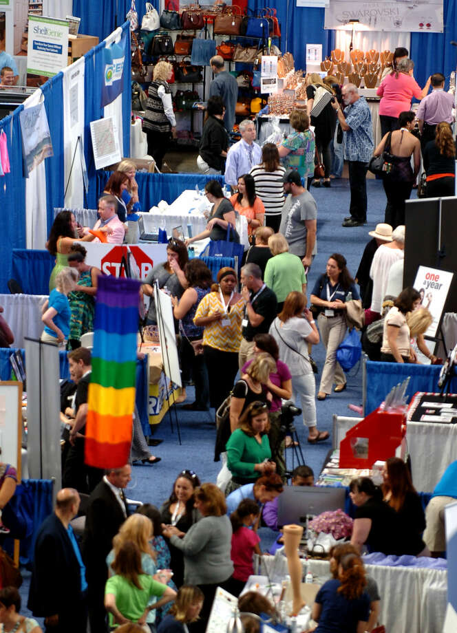 The New England Women's Show will be at Hartford's XL Center onSaturdayandSunday.Find out more:http://bit.ly/1NDuuDW(Photo:Christian Abraham)