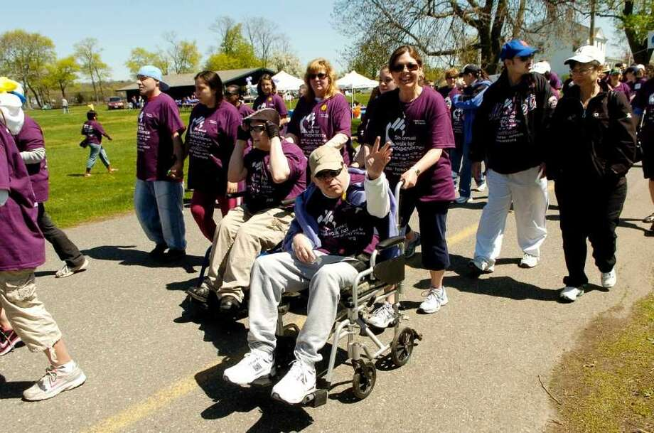 ARI of Connecticut will hold the tenth annual Walk for Independence at Cove Island Park in Stamford onSunday.Find out more: http://bit.ly/1E03rMc(Photo:Dru Nadler)