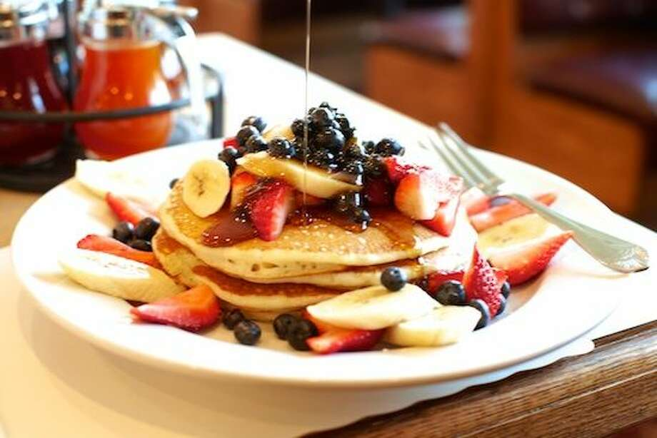 """Ambler Farm invites you to their """"Spring Fling Pancake Breakfast"""" onSaturday. Guests can feast on pancakes with Ambler Farm's syrup and also visit with the farm animals, watch wool shearing, complete a spring craft, and take home a packet of seeds.Find out more: http://bit.ly/1rCCThi(Photo:Pamela Zaremba)"""
