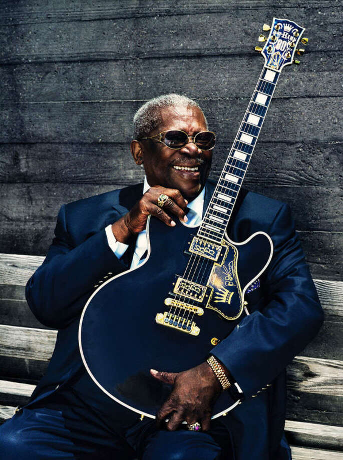 Contributed photoThe Fairfield Theater Company will present B.B. King at The Klein on April 18.