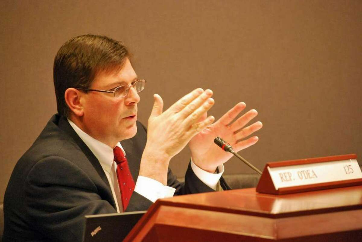"""State Rep. Tom O'Dea, R-New Canaan, one of seven lawmakers to vote against the so-called """"Yes Means Yes"""" law that passed the House Thursday night, said he doubts that it would make college campuses safer for his children. (Photo: Contributed)"""