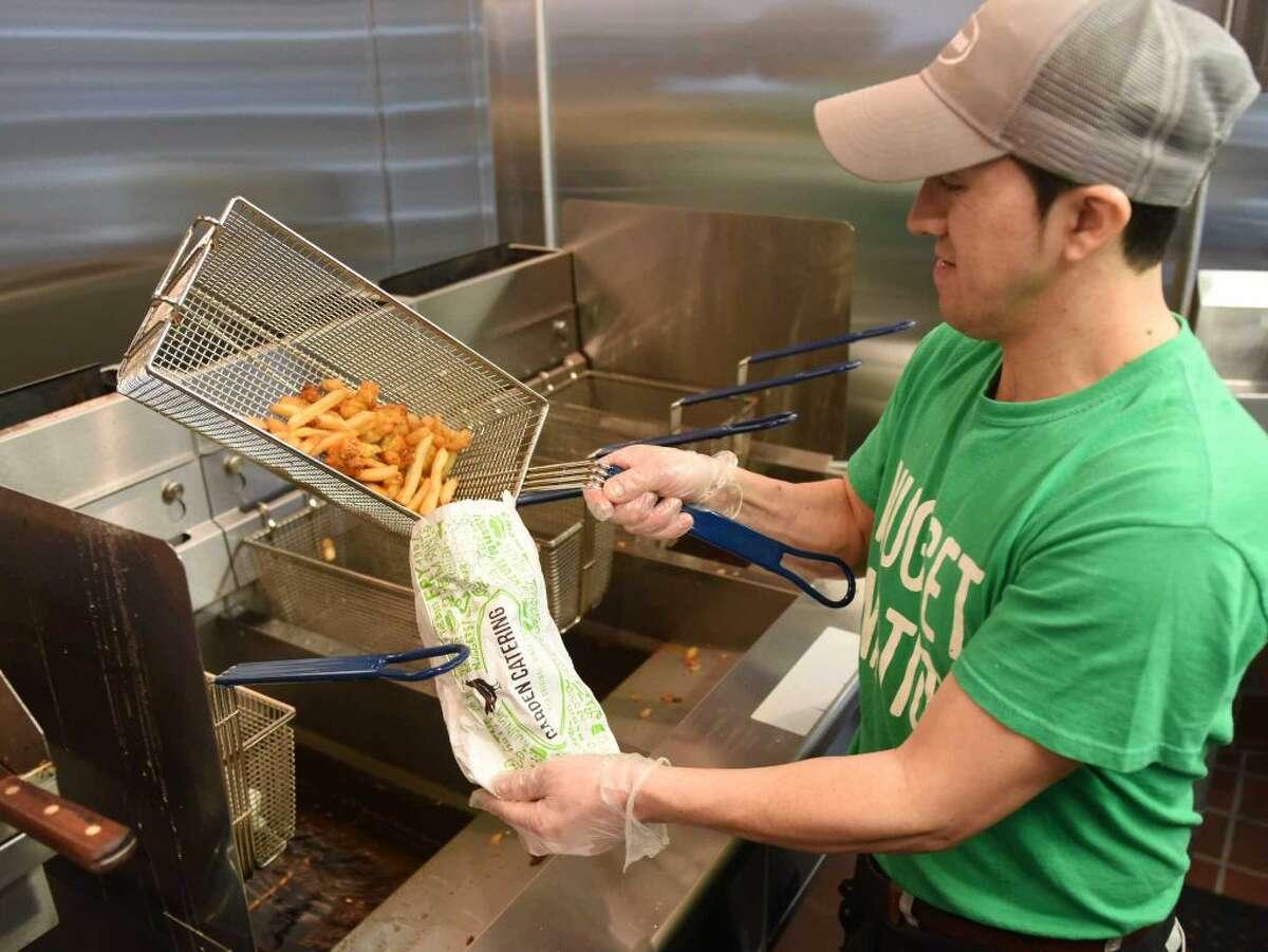 Garden Catering UberEats listing: $ - Breakfast sandwiches, deli, sandwiches, salads