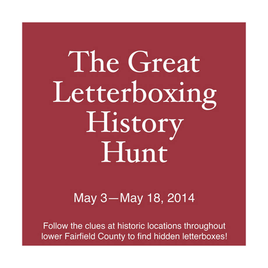 The Great Letterboxing History Hunt of Fairfield County