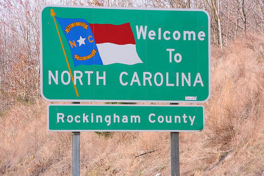 States with demographics most like America today.7. North Carolina