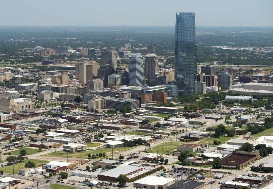 Metros with demographics most like America today.4. Oklahoma City, OK