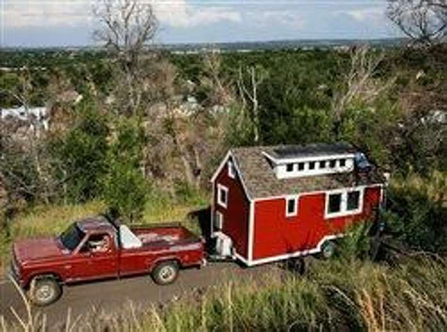 Tiny-home trend models sustainability to all homeowners