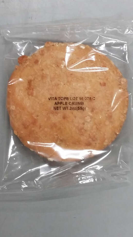 Vitalicious Acquisition LLC, of Jamaica, N.Y., is voluntarily recalling select lots of VITALICIOUS Apple Crumb VitaTops because they may contain undeclared milk. The affected VITALICIOUS Apple Crumb VitaTops are packed in a clear plastic film, NET WT. 2 oz. (55g) with the following lot codes and sold frozen in cases of 12 units, 24 units, or variety packs: VitaTops APPLE CRUMB LOT 16 075 C (stamped on top of film); VitaTops APPLE CRUMB LOT 16 078 C (stamped on top of film). Read more: http://bit.ly/21xKjyv