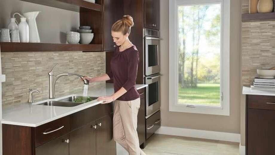 Updated appliances can help you streamline kitchen organization.