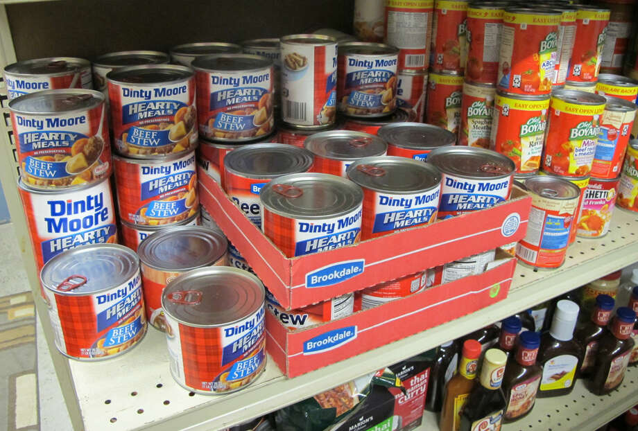 Hartford County had an overall foodinsecurity rate of 13.4% (120,200), child food insecurity rate of 17.8% (35,340), average cost of meal of $3.02, and amount needed to address food need of $64,024,000. (Photo: Michael Mayko)