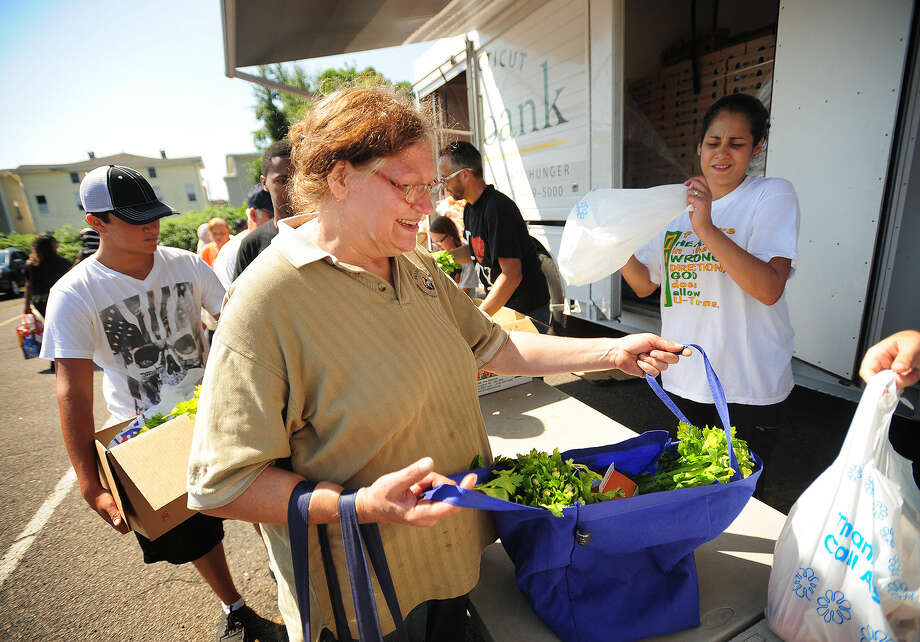 Litchfield County had an overall foodinsecurity rate of 10.6% (19,870), child food insecurity rate of16.4% (6,280), average cost of meal of $3.22, and amount needed to address food need of $11,308,000. (Photo: Brain Pounds)