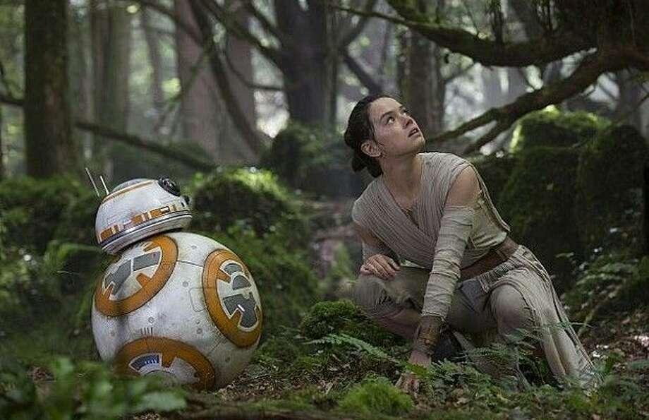 """Bethel Public Library will also screen the movie """"Star Wars: The Force Awakens"""" in celebration of """"May the Forth.""""Find out moreon Bethel Library's website."""