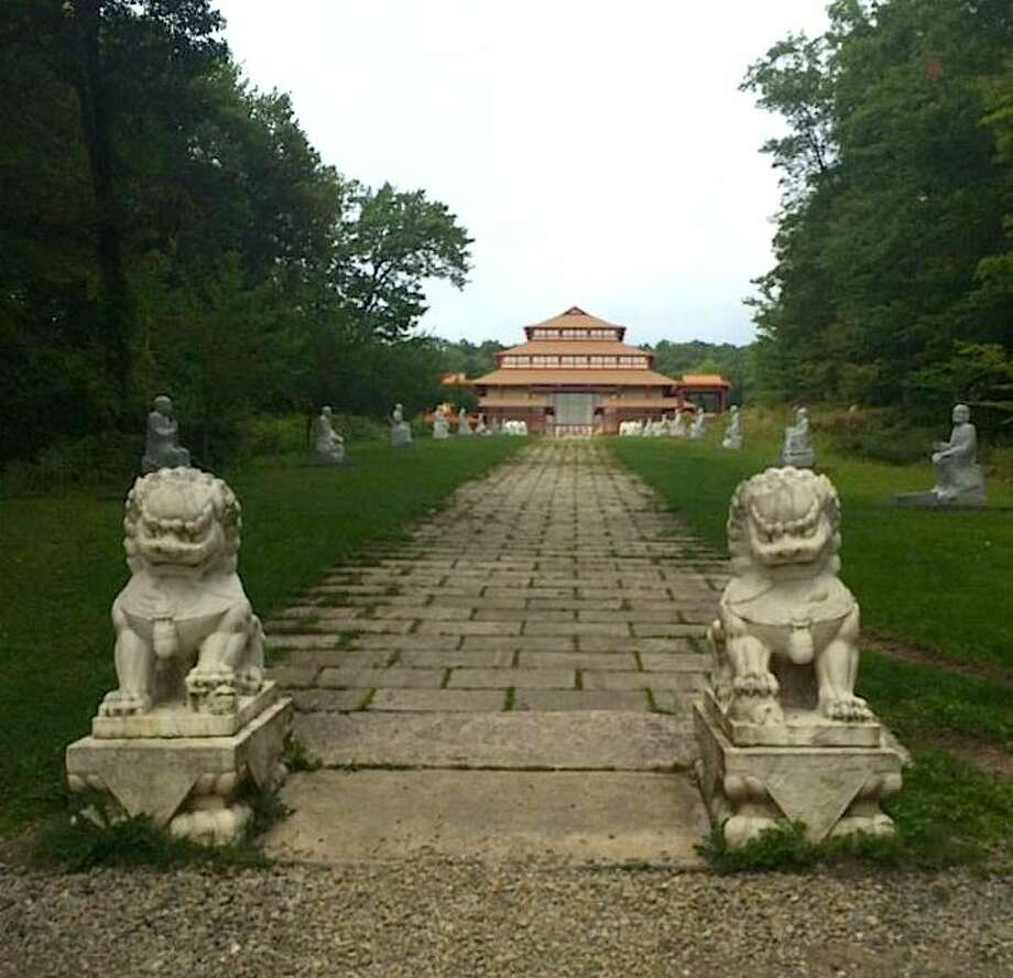 Head right over the state border to Carmel, NY and spend a relaxing afternoon touring the Chuang Yeng Monastery and gardens. See beautiful architecture and sculptures, fish ponds, and wooded trails. You can enjoy lunch in the cafeteria on Saturdays and Sundays or bring your own picnic. Only vegetarian food is allowed on the grounds.See links below.