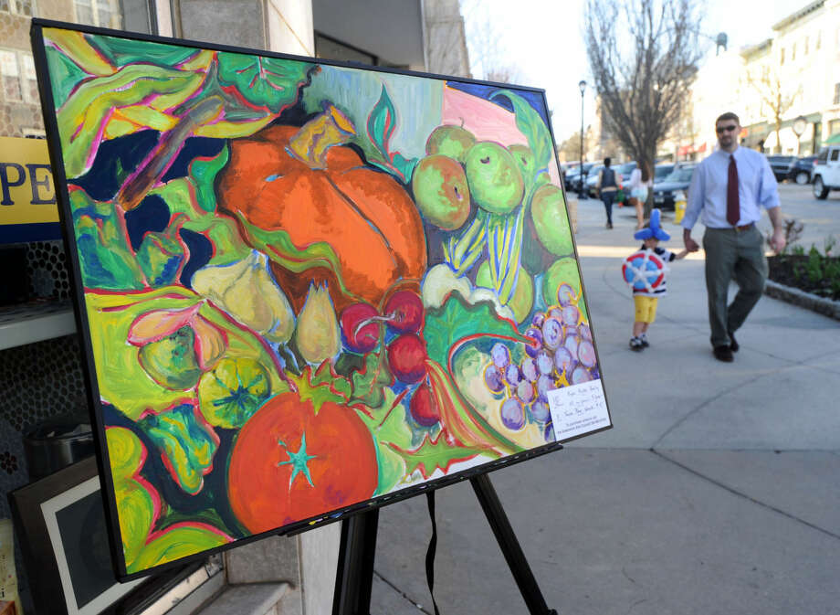Greenwich's annual Art-to-the-Avenueevent is back this weekend. Each May, with the support of the Greenwich business community, the Arts Council turns Greenwich Avenue into a strolling gallery. It's not the only opportunity to take in some art, though. See links belowfor a list ofmuseums.