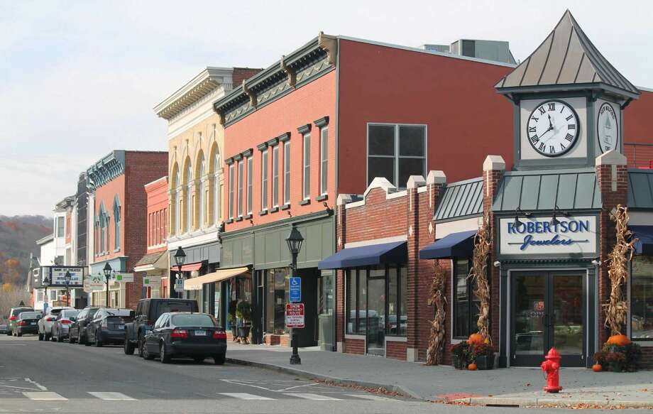 New Milford -Total Population: 27,821;Mexican population: 0.9 percent.Source:U.S. Census(Photo:Norm Cummings)
