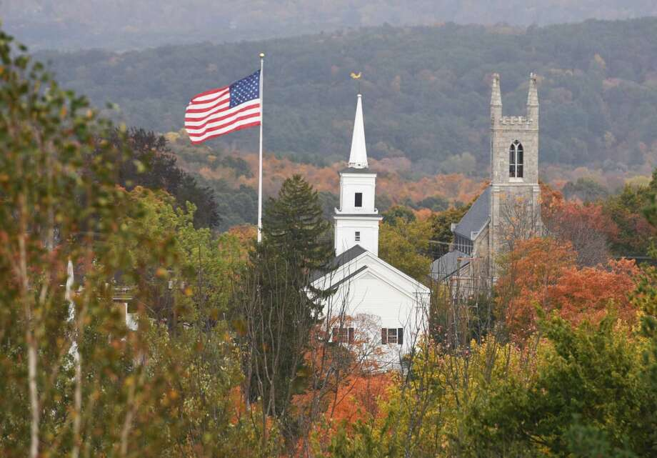Newtown - Total Population: 27,960; Mexican population: 0.8 percent. Source: U.S. Census (Photo: Tyler Sizemore)