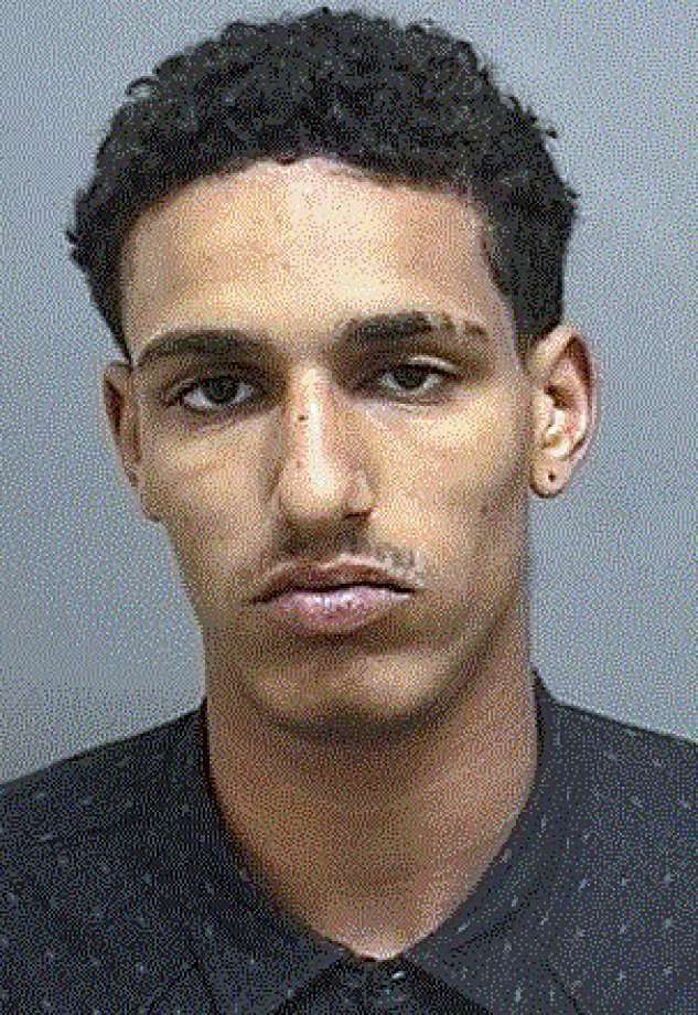 Karon McCollum, 18, of Orchard Street in Stamford and a17-year old juvenile also from Stamford, were arrested by Darien Police on May 4, 2016 for a series of car burglaries. (Photo: Darien Police Department)