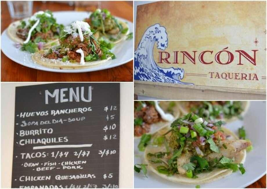 Rincon Taqueria - Norwalk