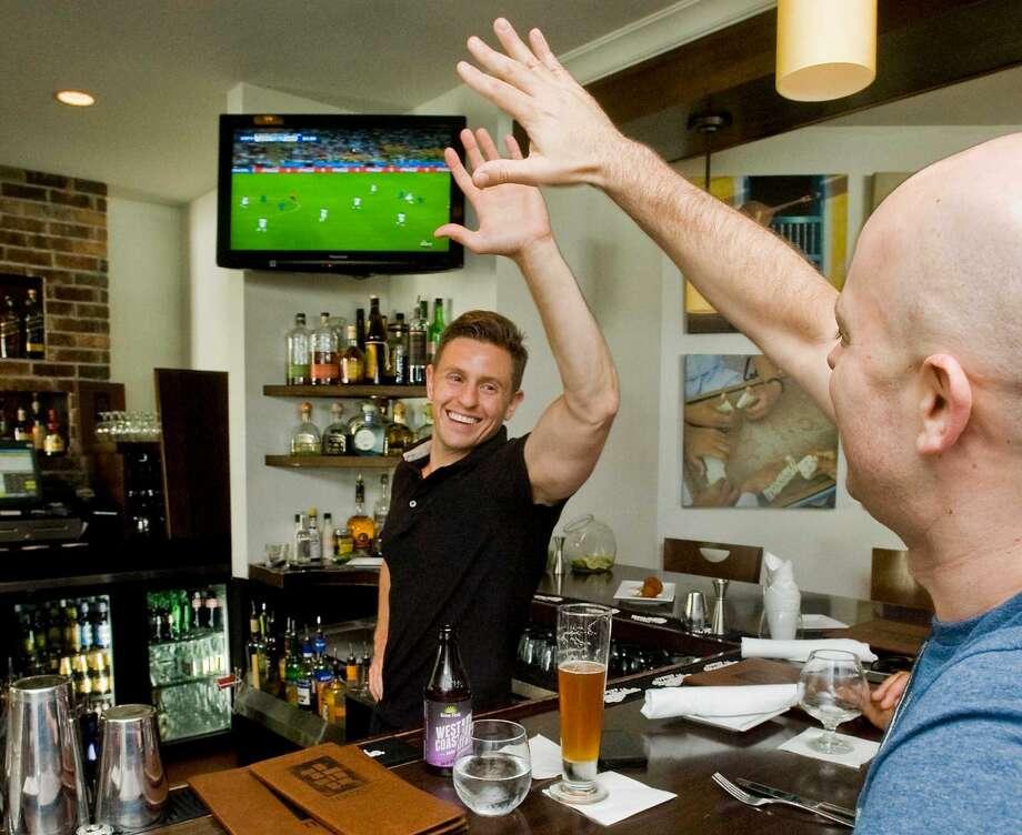 Mezon Tapas Bar & Restaurant-56 Mill Plain Rd, Danbury;Yelp reviews: 147,Rating: 4 out of 5 stars (Photo:Scott Mullin)