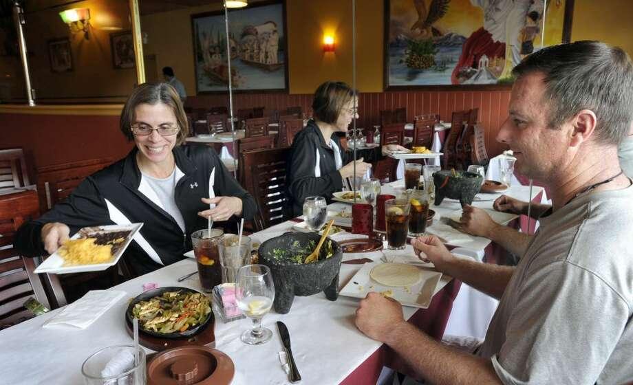 El Coyote Restaurant - Brookfield, Monroe