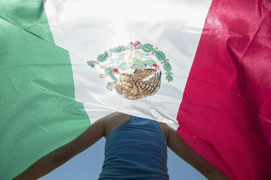 Redding -Total Population: 9,267;Mexican population: 0.4 percent.Source:U.S. Census(AP Photo/Darren Abate)