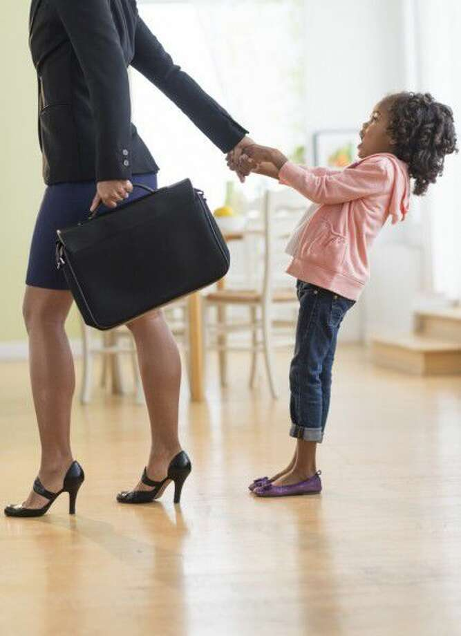 Working moms thrive in Connecticut