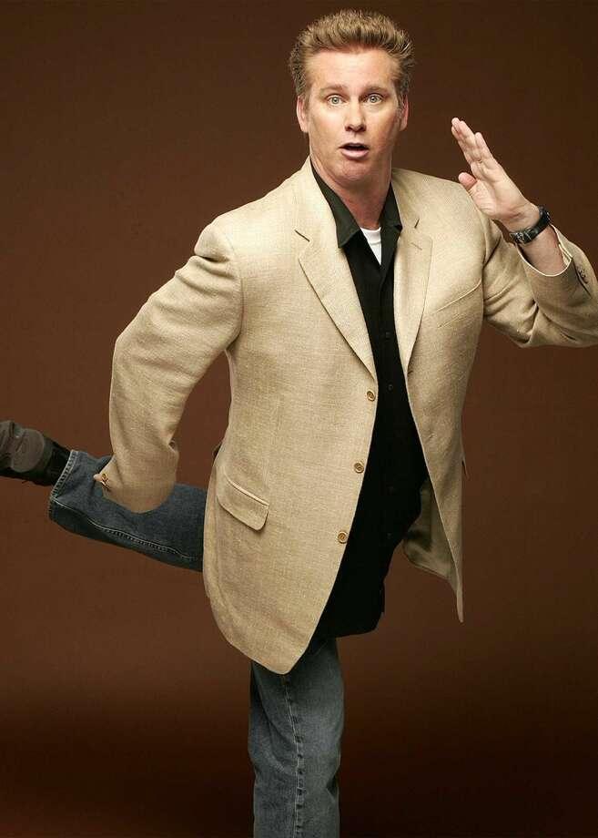 Comic Brian Regan will perform at Foxwoods Resort Casino onFriday.