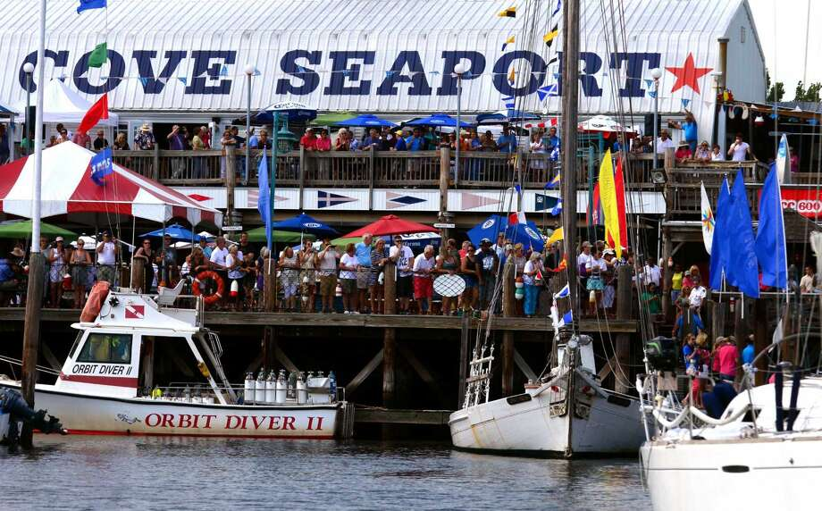 Head down to Black Rock Harbor onFriday,Saturday, andSundayfor entertainment and food at opening weekend of Captain's Cove Seaport's 2016 season. (Photo: Christian Abraham)