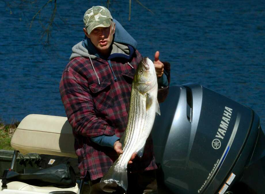 Connecticut's fishing season kicked up this week. Make sure you get out there on the lake or Sound this weekend and get reeling! Here's aquick breakdownfrom DEEP of where to fish in Connecticut:http://1.usa.gov/1TmMNfD Photo: Christian Abraham